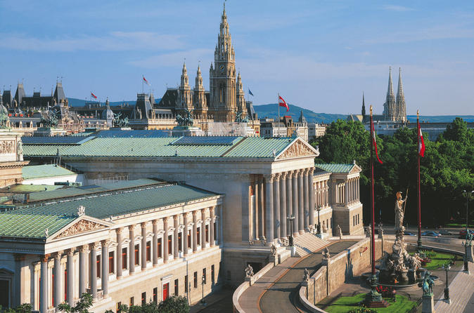 Private History and Art City Tour of Vienna