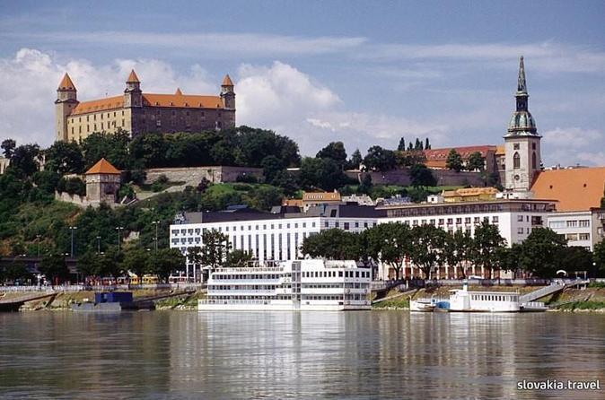 Private Trip to Bratislava from Vienna
