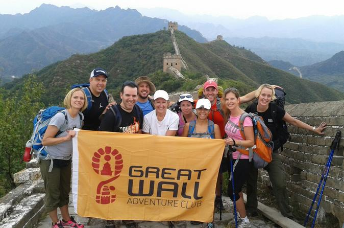 Great Wall HIke at Jinshanling to West Simatai at Low Price with Discounts