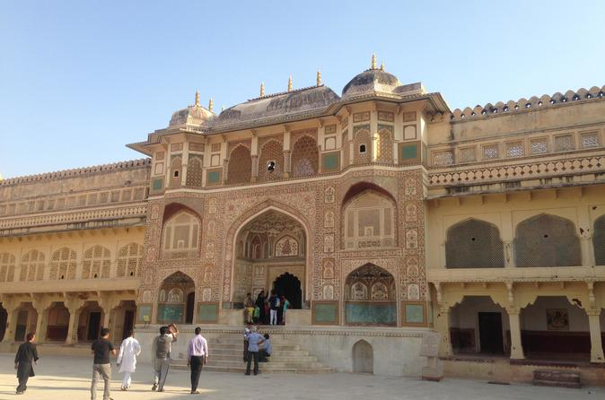 8 DAYS GOLDEN TRIANGLE PLUS GOLDEN TEMPLE (AMRITSAR) TOUR HOTEL & CAR INCLUSIVE - Delhi