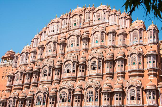 Private 6 Days Private Golden Triangle Tour  (Delhi, Agra, Abhaneri And Jaipur)