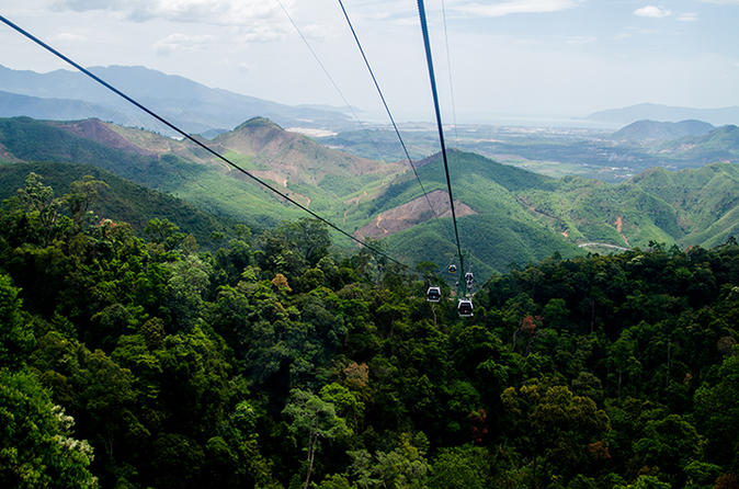 2-Day Ba Na Hills Tour Including Linh Ung Pagoda from Da Nang