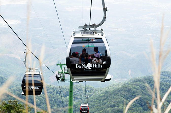 2-Day Da Nang and Ba Na Hills Discovery from Hoi An City