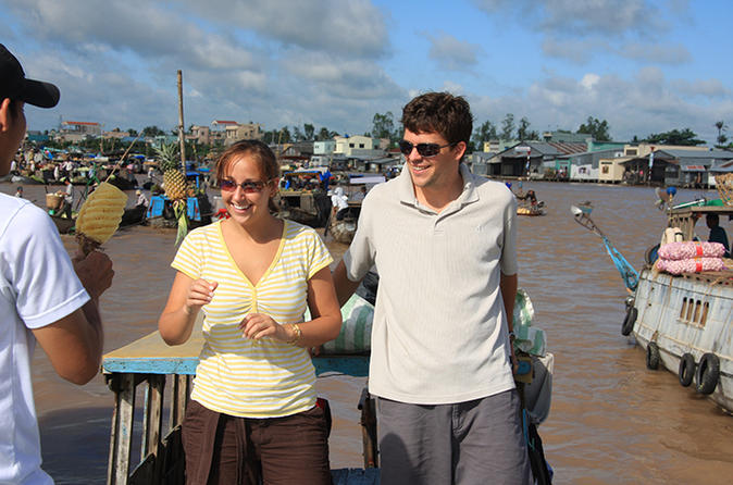 2-Day Floating Market in Can Tho from Ho Chi Minh City