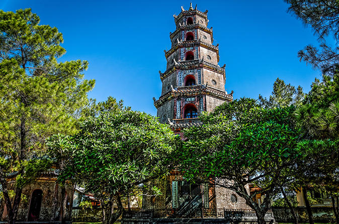 2-Day Historical Da Nang and Hue Tour from Hoi An