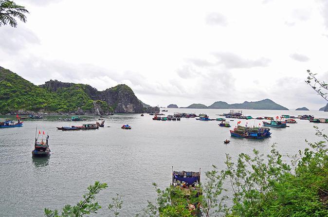 3-Day Ha Long Bay and Cat Ba Island Tour from Hanoi