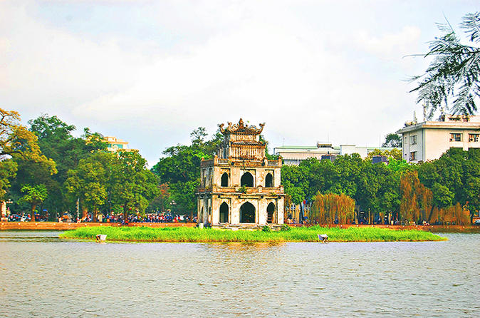 3-Day Hanoi and Halong Bay Tour from Ho Chi Minh City