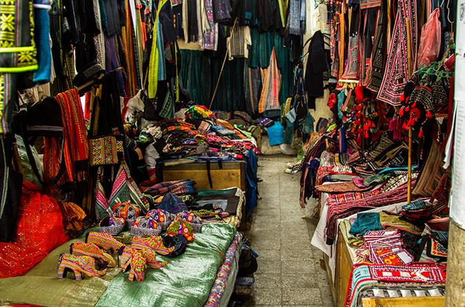 3-Day Lao Cai Highlights Tour Including Sapa and Binh Lu Market from Hanoi