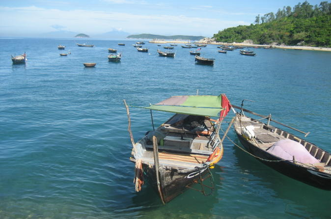 Cham island biosphere reserve day trip by speed boat in hoi an 163941