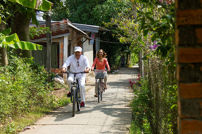 Explore the Local Life in Mekong Delta by Bicycle from Ho Chi Minh City
