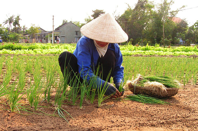 Full Day: Local Villages And Crafts Tour From Hoi An