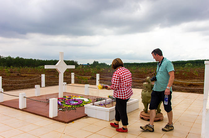 Full-Day Long Tan Battlefield Tour from Ho Chi Minh City