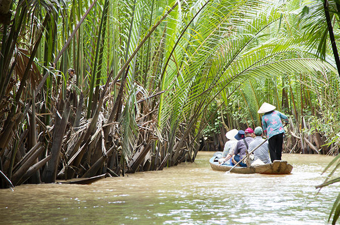Full-Day Mekong Delta and Floating Market Tour from Ho Chi Minh City