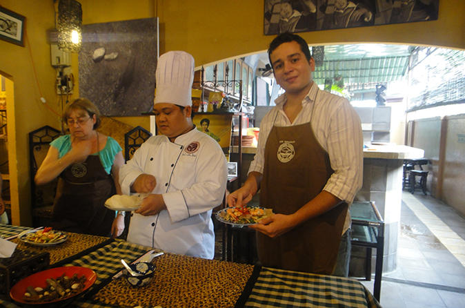 Half-Day Cooking Class in Ho Chi Minh City