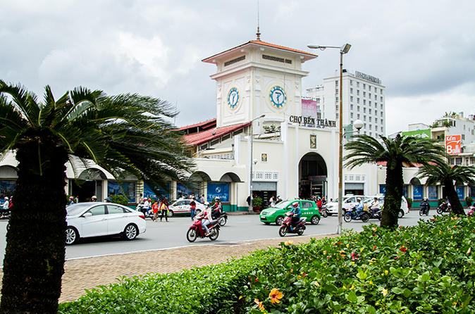Half-Day Good Morning Ho Chi Minh City Tour in Vietnam Asia