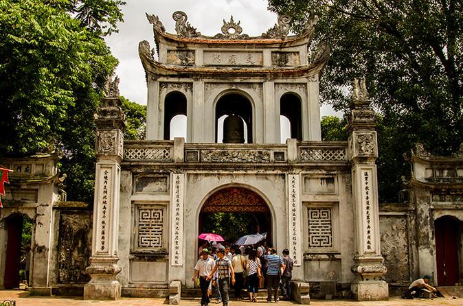 Half-Day Historical Sites Tour of Hanoi
