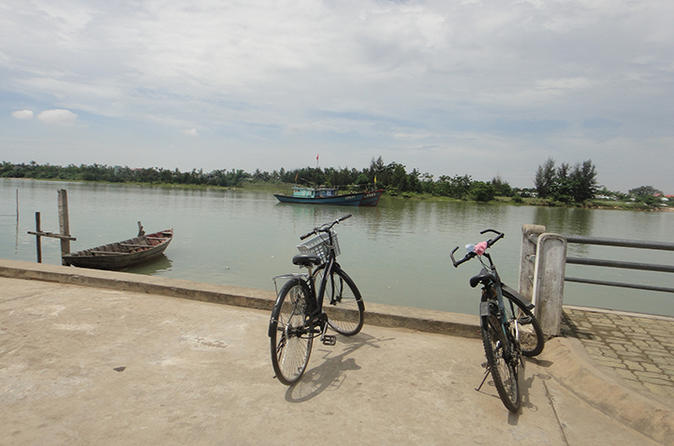 Half-Day Hoi An Countryside Portrait by Bicycle