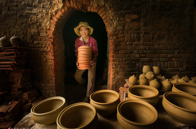 Half-Day Hoi An Craft Village By Boat
