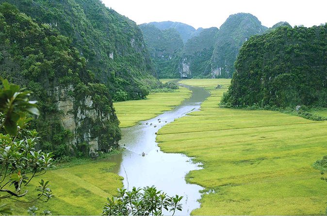 Ninh Binh Province Day Trip from Hanoi