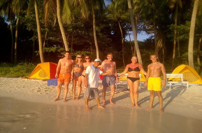 Phu quoc island overnight camping trip experience in phu quoc 322595