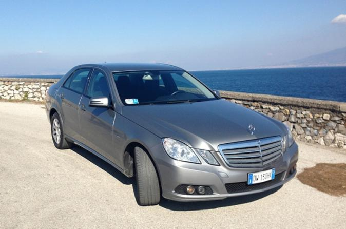 Amalfi Coast Transfers & Ground Transport