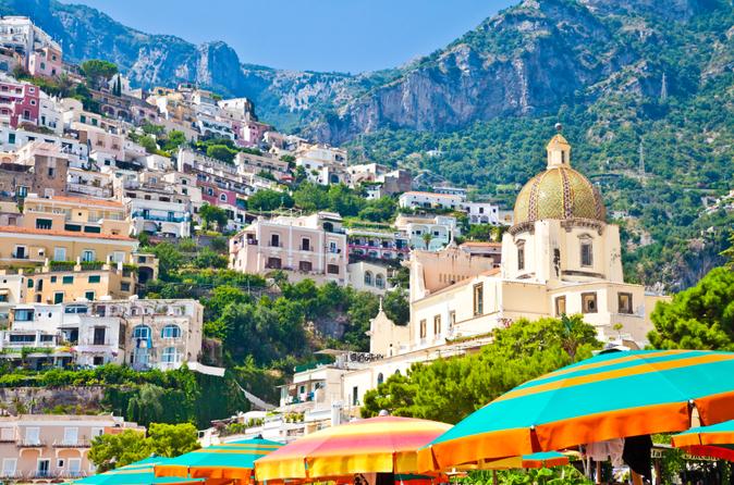 Viagem de um dia à Costa Amalfitana saindo de Sorrento