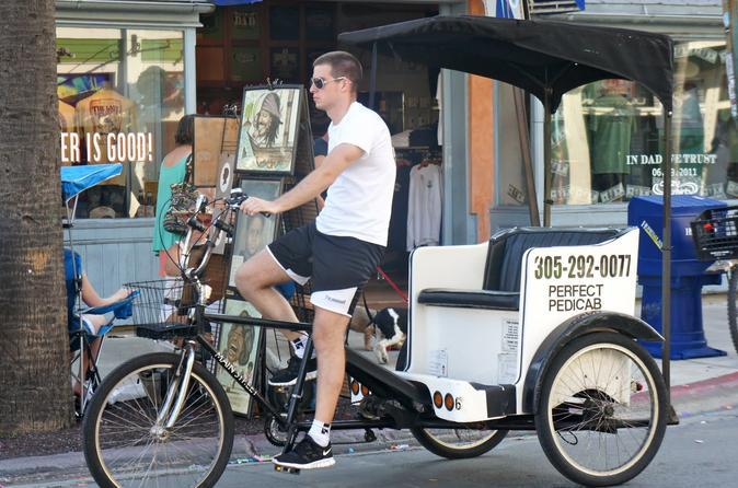 Half Hour Pedicab SightSeeing Ride