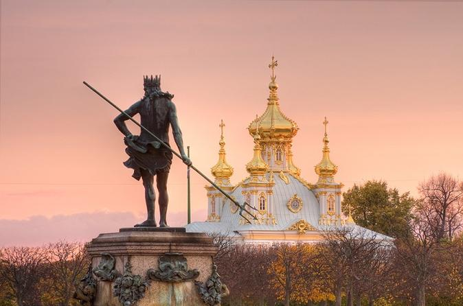 2-Day 'Comfy' Tour in St Petersburg, Small Group, Max 10 People