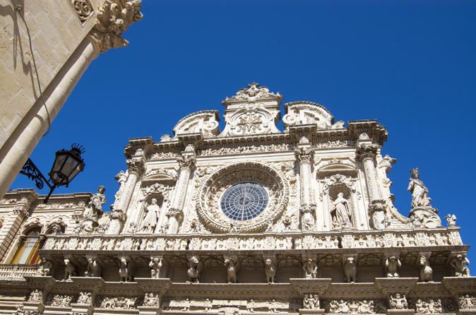 Private tour lecce city sightseeing including basilica di santa croce in lecce 158476