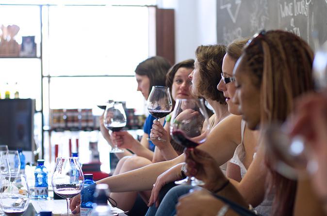Spanish wine tasting in san sebasti n in san sebastian 160018