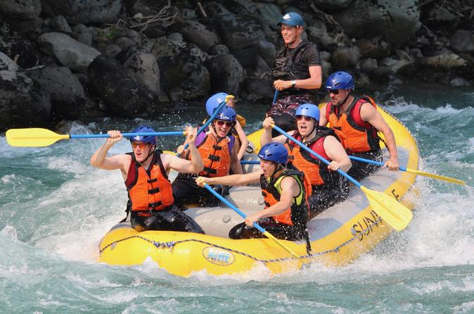 Elaho Whitewater Experience - Vancouver