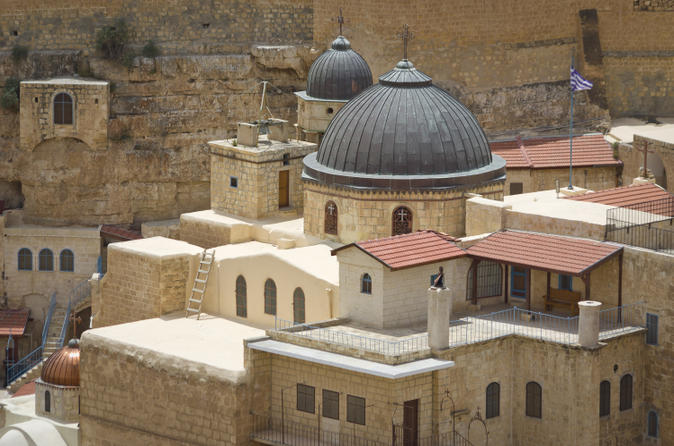 Desert jeep tour from jerusalem mar saba monastery and wadi qelt in jerusalem 202365