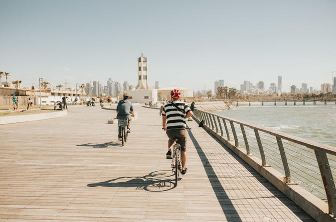 Tel Aviv Cycling Tour