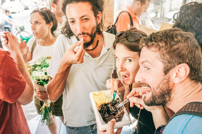Vegan Food Tour Through Tel Aviv