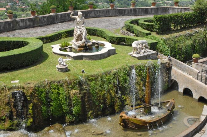 Civitavecchia Shore Excursion: Private Day Trip to Tivoli Villa d'Este and Villa Adriana