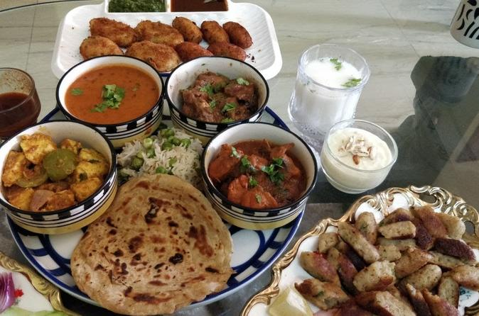 Authentic Indian Cooking and Dining Experience with a Local in Chennai