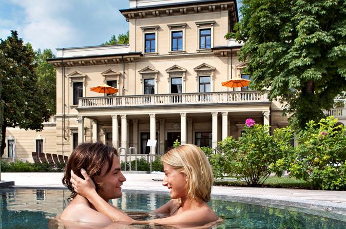 Turin luxury spa day including optional massage in turin 159674