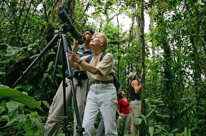 Bird Watching Tour Plus
