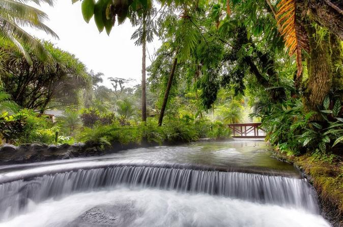 Perfect Combination: Canopy & Tabacon Hot Springs