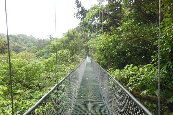 San Luis Hanging Bridges