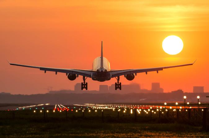 Shared Round-Trip Transfer: San Jose  International Airport