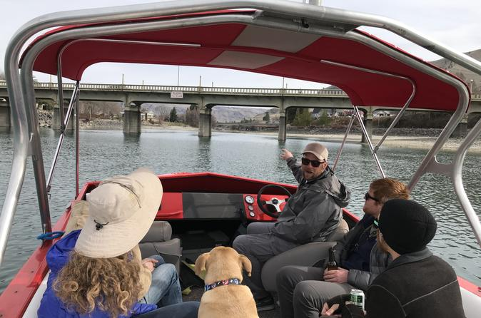 Jet Boat Ride - Chelan