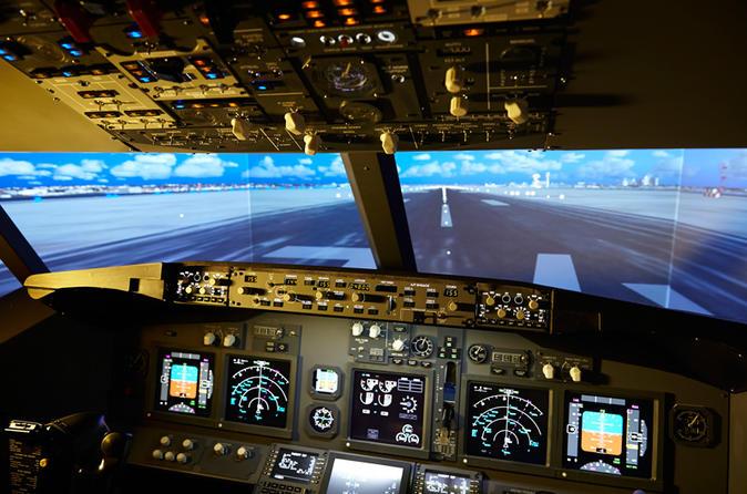 Airliner-737 - 90 MINS - Flight Simulator Experience