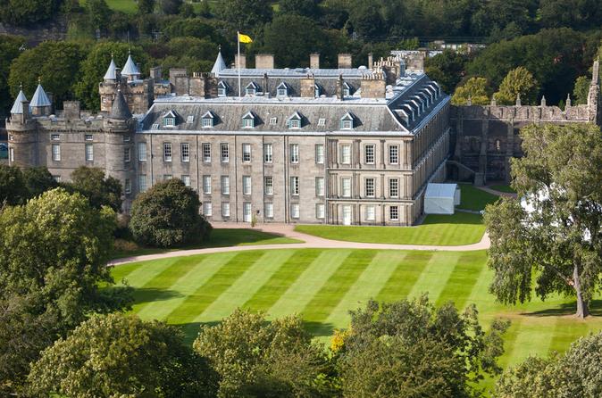 Ingresso para a Edimburgo real, incluindo excursões em ônibus panorâmico e entrada para o Castelo de Edimburgo