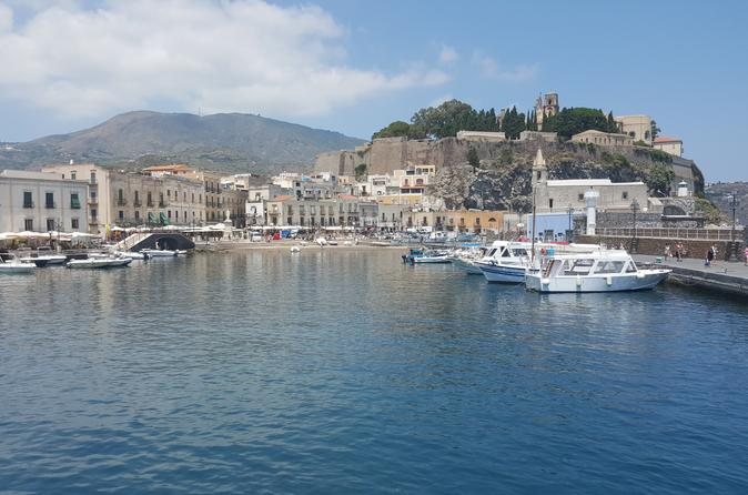 Aeolian islands lipari and vulcano day tour from cefal in cefal 235473