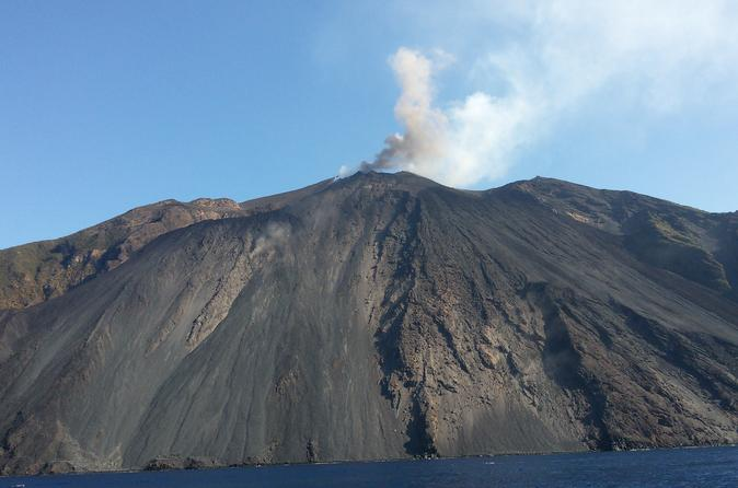 Aeolian Islands Tours From Milazzo