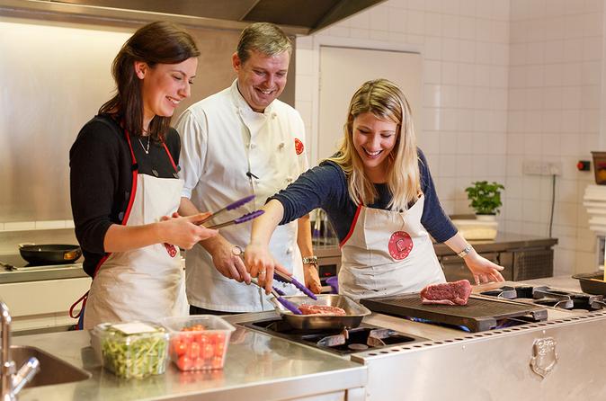 Cours de cuisine fran aise l 39 atelier des chefs - Cours de cuisine bordeaux ...