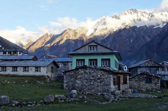Langtang Valley Trek - Kathmandu