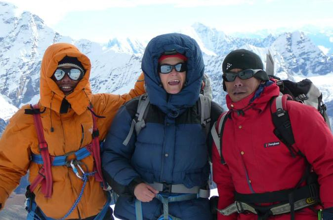 Mera Peak Climbing - Kathmandu