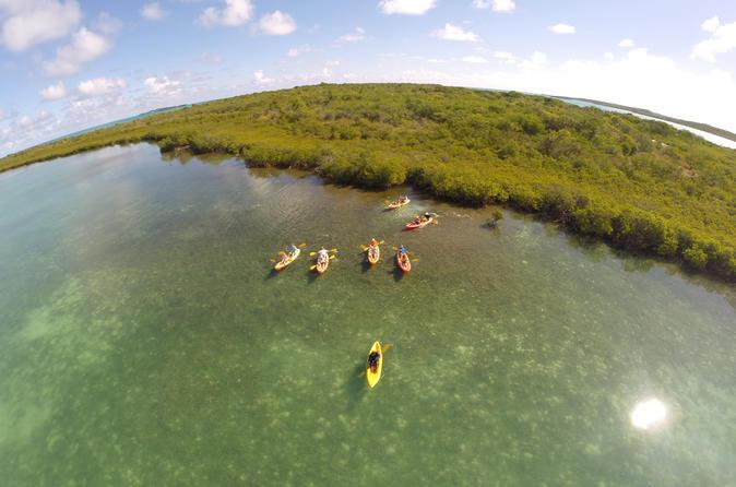 Kayak, Snorkel And Beach - St John's